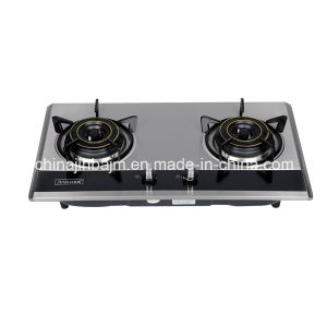 2 Burners 710 Length Safety Stainless Steel Built-in Hob/Gas Hob pictures & photos