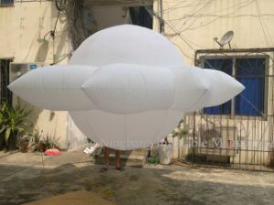 Sun Shape Inflatable Decoration with LED Light for Party pictures & photos