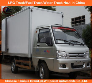 Heavy Duty Foton Refrigerated Truck pictures & photos