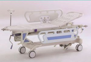 Luxurious Medical Stretcher for Emergency with CE ISO FDA pictures & photos