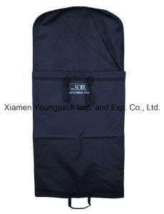 Deluxe Custom Navy Blue Suit Garment Carrier Bag pictures & photos