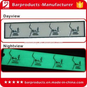 High Quality PVC Luminous Beer Mat