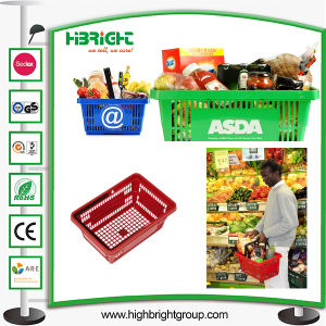 Small Food Shopping Basket with Handles pictures & photos