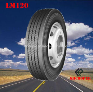 Long March Tubeless Trailer Truck Tyre with 5 Sizes (LM120) pictures & photos
