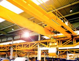 Double Girder Overhead Hoist with Carrier Beam pictures & photos
