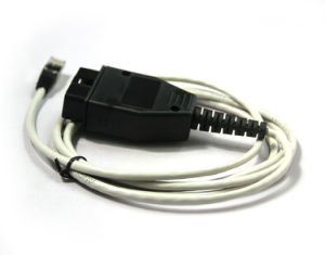 Ethernet to OBD Interface Cable for BMW E-Sys Icom Coding pictures & photos