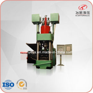 Sbj-630 High Pressure Automatic Metal Chips Briquette Machine pictures & photos