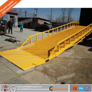 ISO/Ce Approved Mobile Dock Ramp pictures & photos