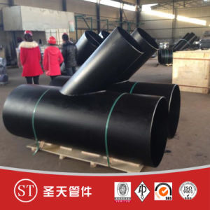 Alloy Steel Lateral 45° Tee pictures & photos
