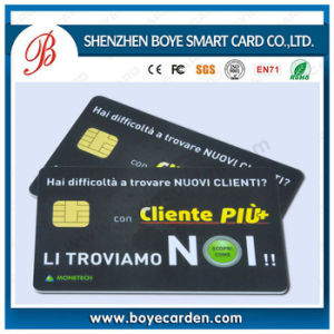 SGS Approved Contact IC Chip Card pictures & photos