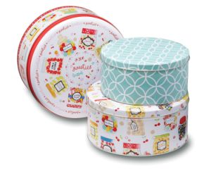 Sweet Treats Cake Tin Box pictures & photos