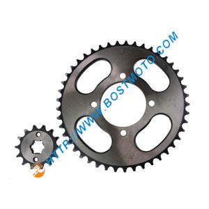 Motorcycle Parts Sprocket for Ybr125ss pictures & photos