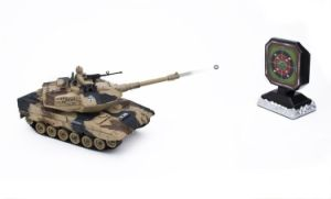 57501d-Emulational R/C Shooting Battle Tank with Target pictures & photos