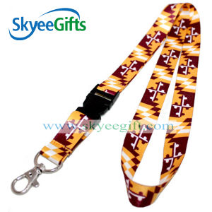 Camouflage Style Custom Neck Lanyards for Special Occasion pictures & photos