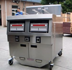 Chicken Open Fryer, Electric Double Deep Fryer pictures & photos