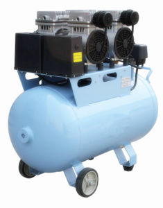 60L Low Vibration Oil-Free Air Compressor pictures & photos