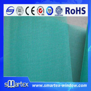 16X18mesh Green Fiberglass Window Screen with RoHS