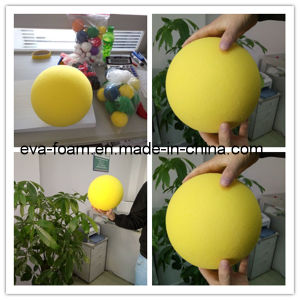 Colorful High Density Sponge Foam Ball