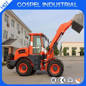 Gospel 3t Mini Wheel Loader with Best Price