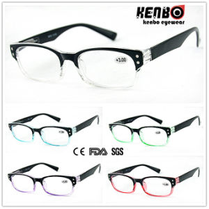 Hot Sale Unisex Reading Glasses, CE, FDA, Kr5146 pictures & photos