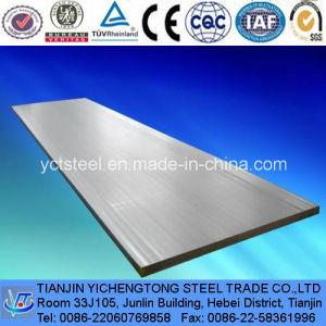 Hot Rolled Stainless Steel Plate 301 Load in Tianjin Port pictures & photos