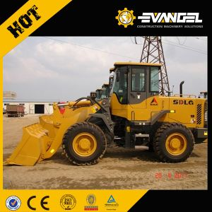 Sdlg 5ton Wheel Loader LG953 for Sale Earthmoving Machine pictures & photos