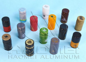 aluminium coil 8011 for twist off cap pictures & photos