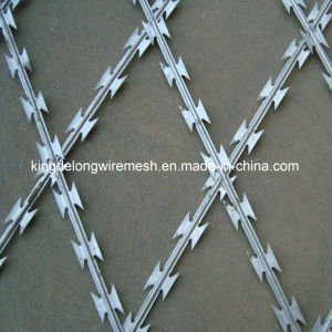 304 Stainless Steel Concertina Razor Barbed Fencing Wire pictures & photos