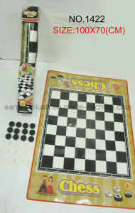 Giant Checkers Mat 100*70cm Q0082615