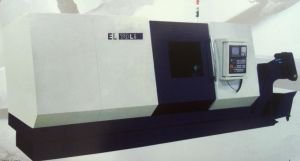 Heavy Duty CNC Vertical Turning Machine EL52 pictures & photos