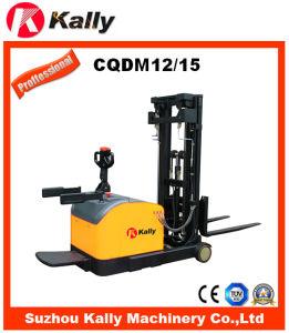 Triple Mast Electric Reach Stacker (CQDM12/15)