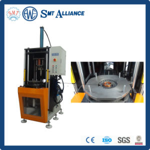 SMT-Zj160 Stator End Middle Shaping Machine with Cuff Support
