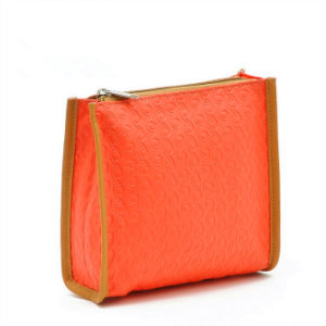 New Arrival Wholesale PVC Clutch Cosmetic Bag pictures & photos