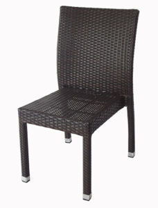 Modern Stackable Outdoor Wicker Dining Chair (Ws-1729) pictures & photos