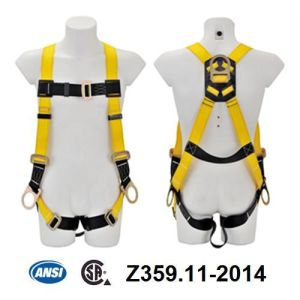 ANSI Full Body Harness (JE135005C+JE322204C) pictures & photos