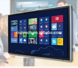 2015 New Style Infrared Advertising Equipment LED Touch Screen Monitor with Best Price