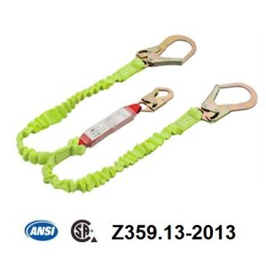 ANSI Energy Absorber Lanyard (JE321237Y) pictures & photos