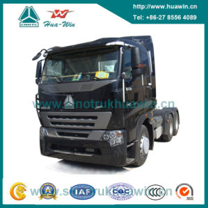 Sinotruk HOWO A7 420HP 6X4 Tractor Truck pictures & photos