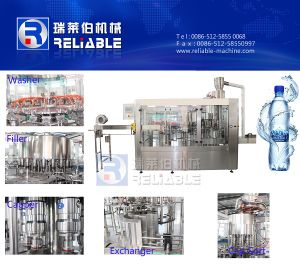 Automatic Mineral Water Bottling Equipment for Pet Bottle pictures & photos