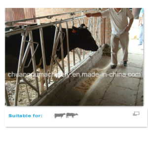 Farm Equipment Adjustable Headlock for Dairy Cows pictures & photos