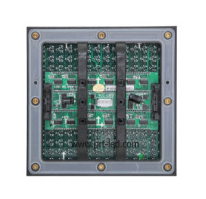 Energy-Saving Outdoor DIP346 Display P10 RGB Module with 4s (3.8V power supply) pictures & photos