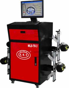 Wheel Alignment Wld-Tr-3 Wheel Aligner for Truck pictures & photos