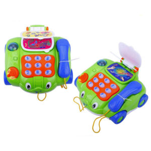 B/O Phone Car with Music Telephone Vehicle Toy for Kids pictures & photos