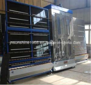 Vertical Glass Washing Equipment, Vertical Glass Washer Equipment pictures & photos