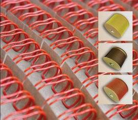 Double Loop Spiral Binding Wire (in spool) pictures & photos