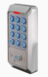 Metal Backlight Keypad Access Control Keypad Access Controller pictures & photos