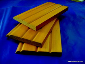 Primed MDF and Wood Mouldings pictures & photos