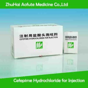 Cefepime Hydrochloride for Injection pictures & photos