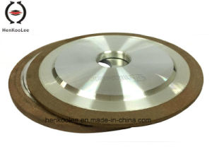 Resin Diamond Grinding Wheel Slot pictures & photos