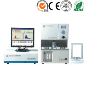 Carbon Sulfur Analyzer with Electric Arc Infrared pictures & photos
